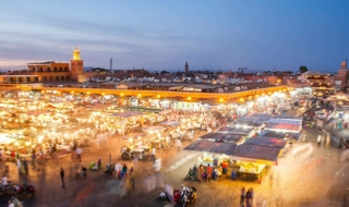1 Day excursion from Casablanca to Marrakech