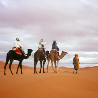 2 days excursion from Agadir to desert in Merzouga