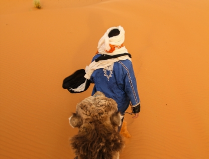 20 Days Casablanca Tour towards Sahara desert