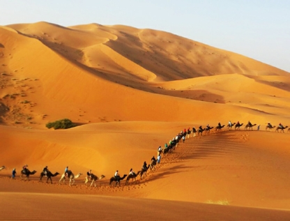 3 day Casablanca tour to Merzouga