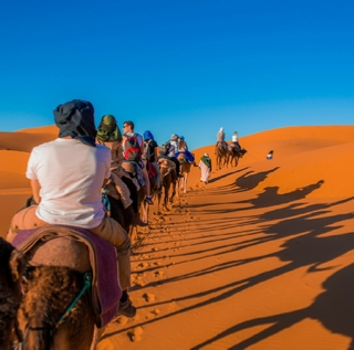 3 Days tour from Agadir to Zagora Erg Chegaga