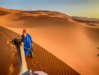 30 Days Casablanca Tour towards desert